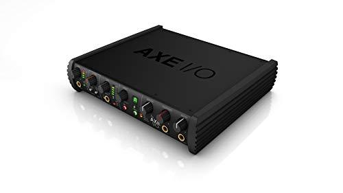 IK Multimedia- Interfaz de audio de alta gama con diseño de tono de guitarra avanzado AXE I/O, 2 IN/5 OUT, USB