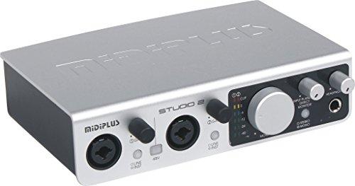 Interfaccia audio midiplus (Studio 2).