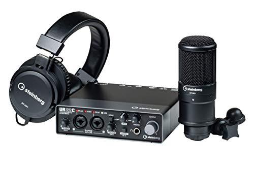 Steinberg - Juego de grabación UR22 MKII