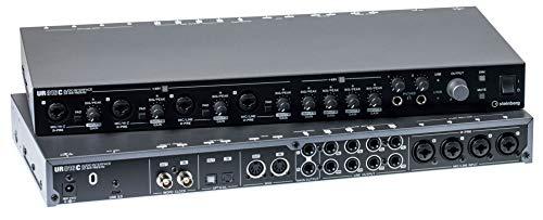 Steinberg UR816C - Interfaz de audio USB 3 (incluye conexión MIDI I/O y iPad