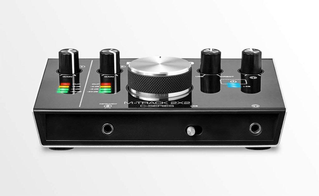 Tarjetas de sonido usb - M-Audio M-Track 2x2