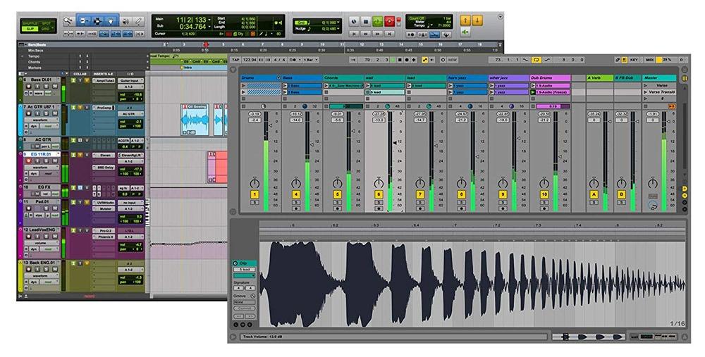 Software incluido con tarjeta de sonido
