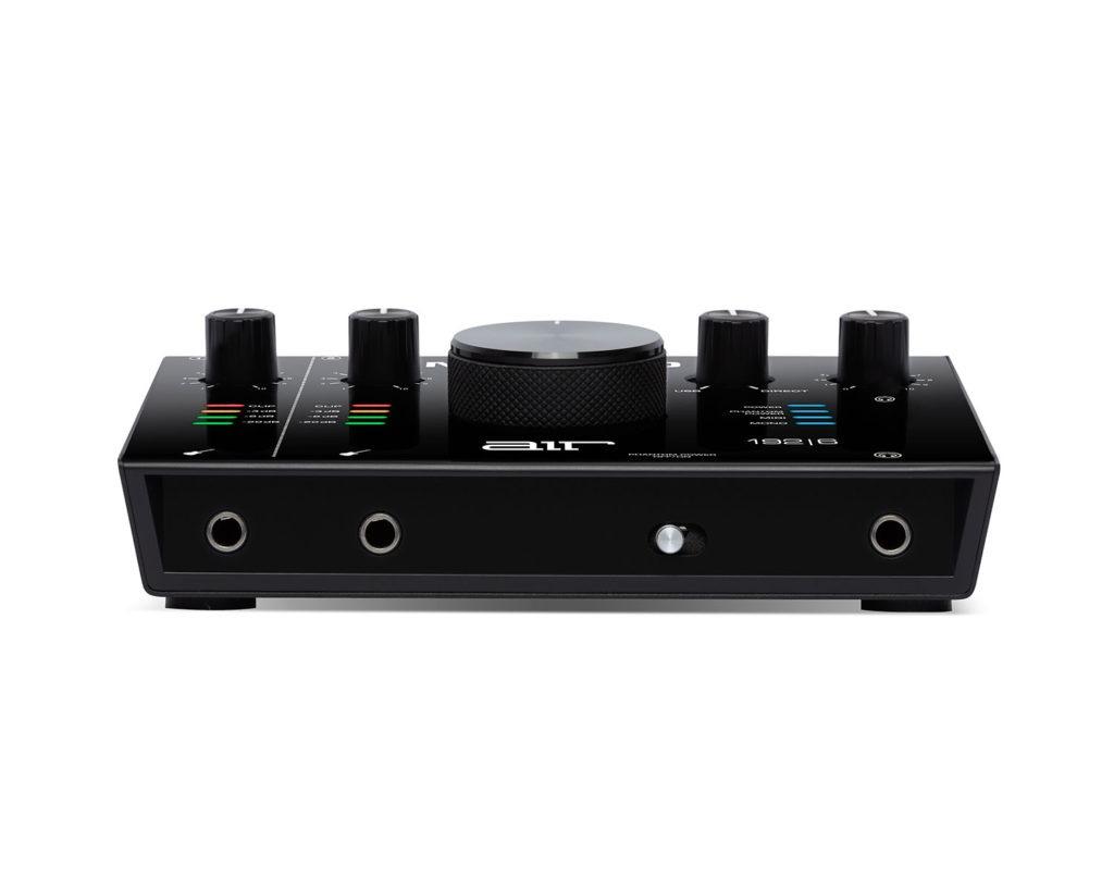 M-Audio Air 192|6 - panel frontal