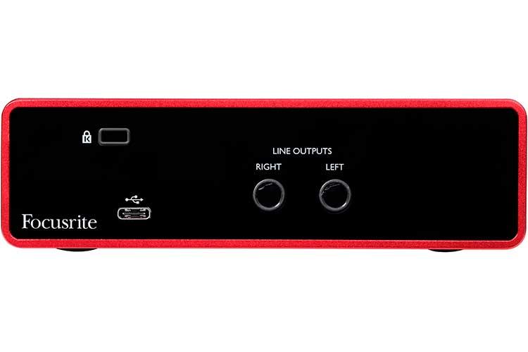 Tarjeta de sonido USB Focusrite-Scarlett-Solo-3G