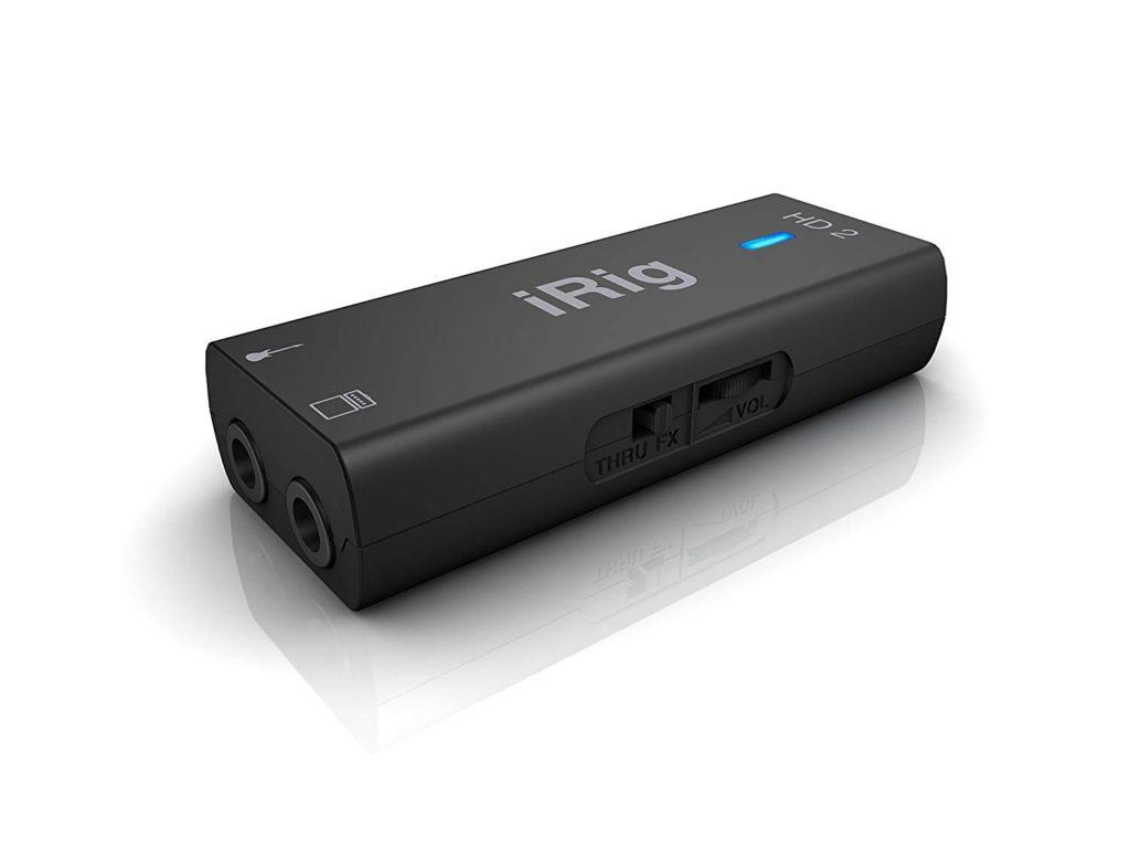 Tarjeta de sonido externa Ik Multimedia iRig HD2