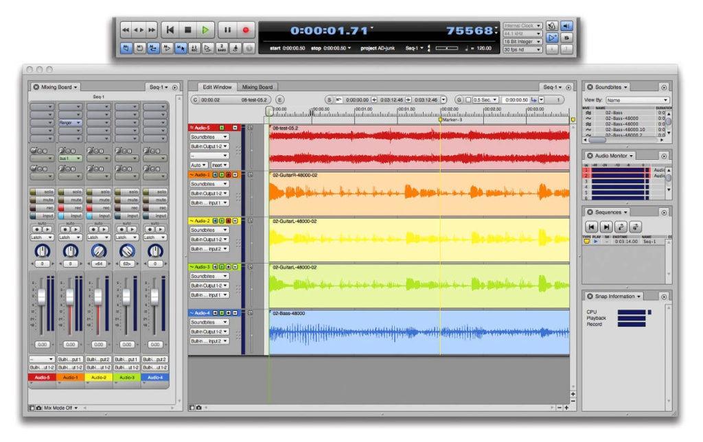 Motu AudioDesk 4
