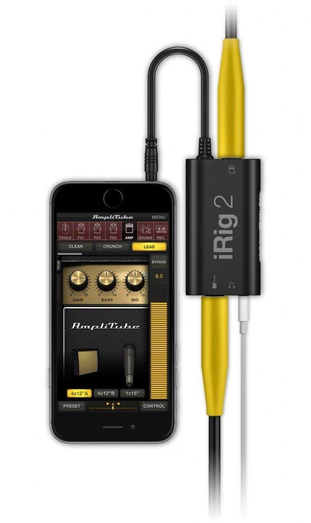 Tarjeta de sonido IK Multimedia iRig2