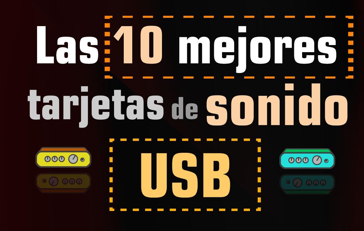 Las 10 mejores tarjetas de sonido USB en 2020