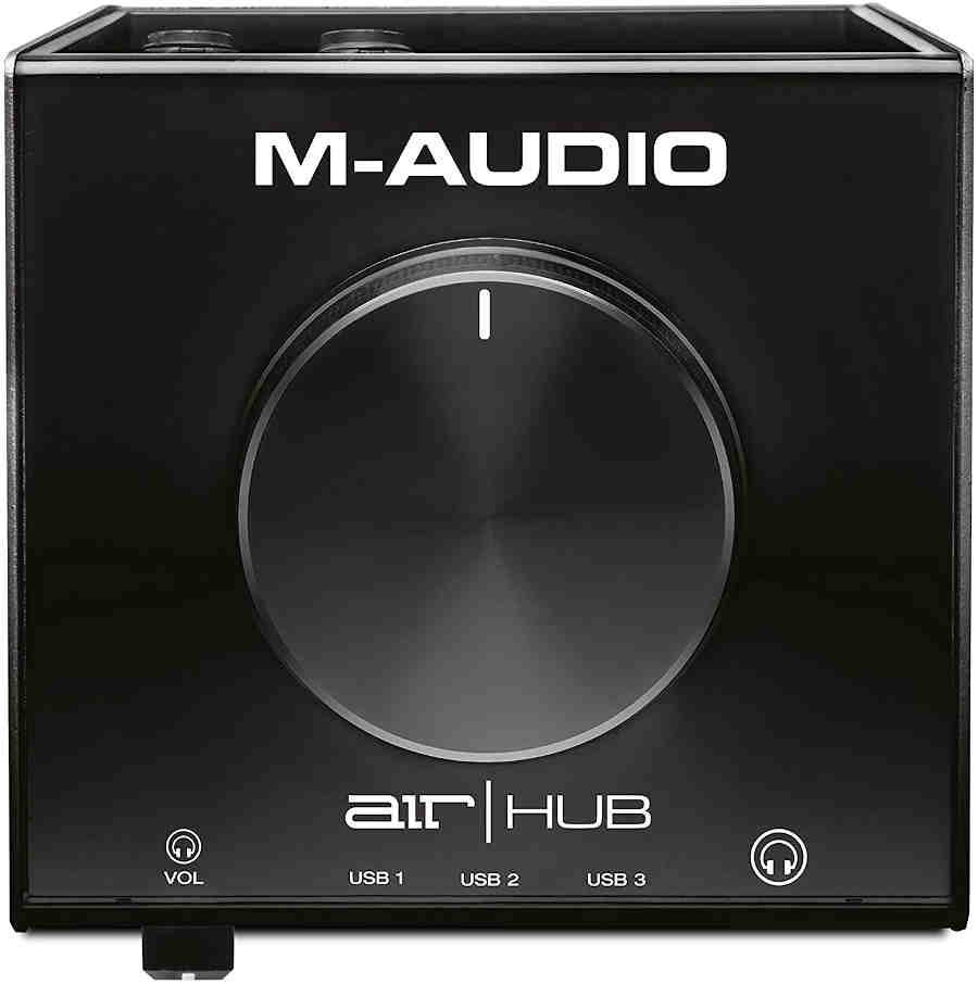 Tarjeta de sonido M-Audio AIR HUB